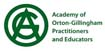 Orton-Gillingham Practitioners and Educators